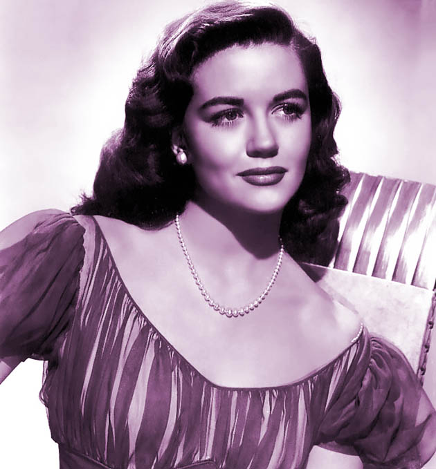 Dorothy Malone: Despite Oscar real stardom elusive til TV series Peyton Place