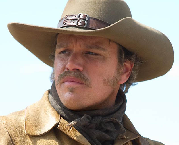 Golden Globes' omissions: Matt Damon True Grit + Green Zone + Hereafter surprisingly bypassed