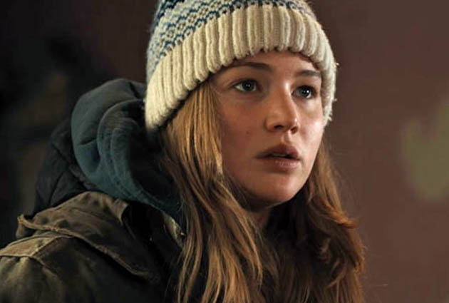 Jennifer Lawrence Winter's Bone. Indie drama stops awards season Facebook steamroller