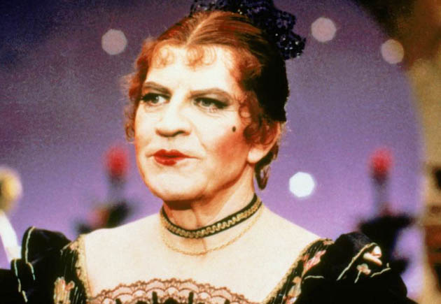 Robert Preston Victor Victoria: Sassy Spanish señorita in Blake Edwards near-anomaly