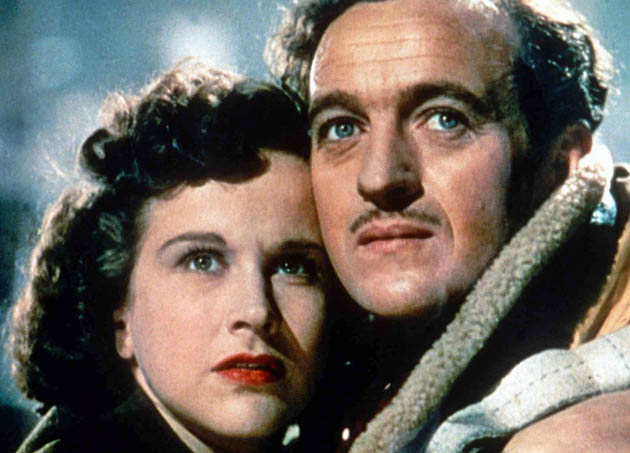 A Matter of Life and Death David Niven Kim Hunter: Ascending Stairway to Heaven?