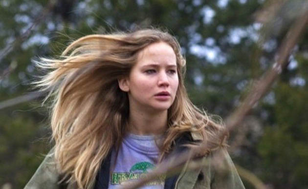 Winter's Bone Jennifer Lawrence opposite of well-dressed British-accented royal drama