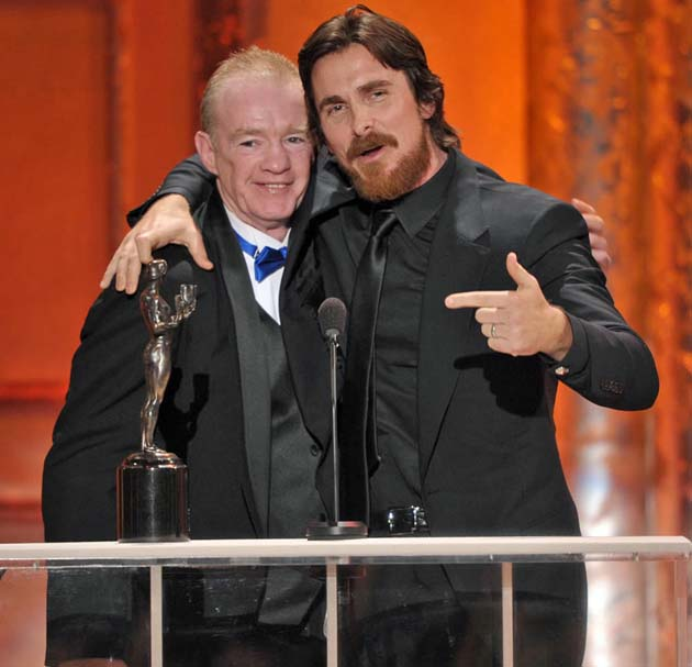 Christian Bale Dicky Eklund