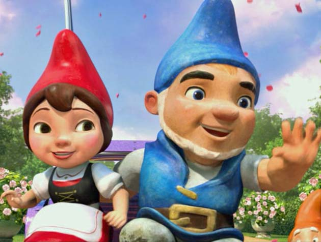 Gnomeo and Juliet Elton John songs tops Box Office