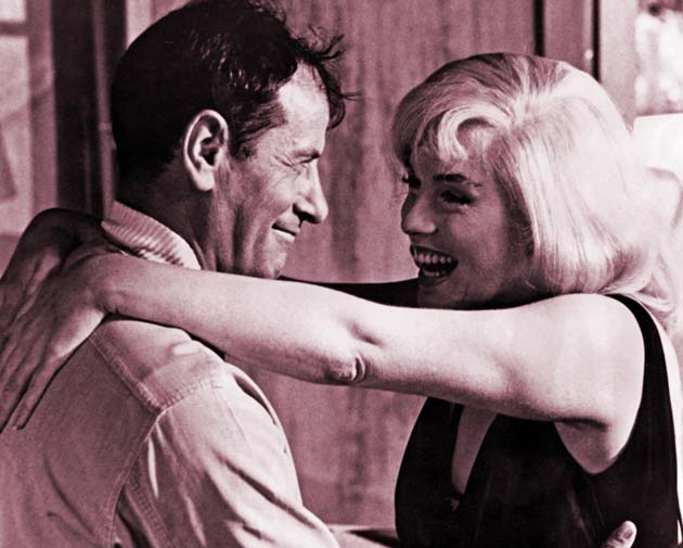 Eli Wallach Marilyn Monroe The Misfits troubled production