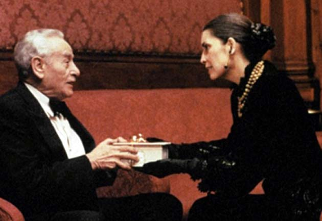 Eli Wallach The Godfather Part III Talia Shire director sister