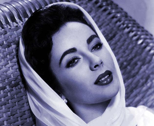 Elizabeth Taylor Giant one of first serious actress roles