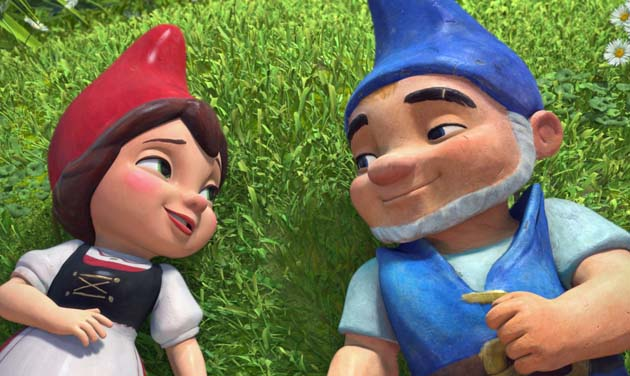 Gnomeo and Juliet