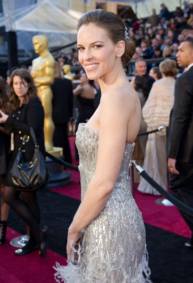 Hilary Swank Oscars
