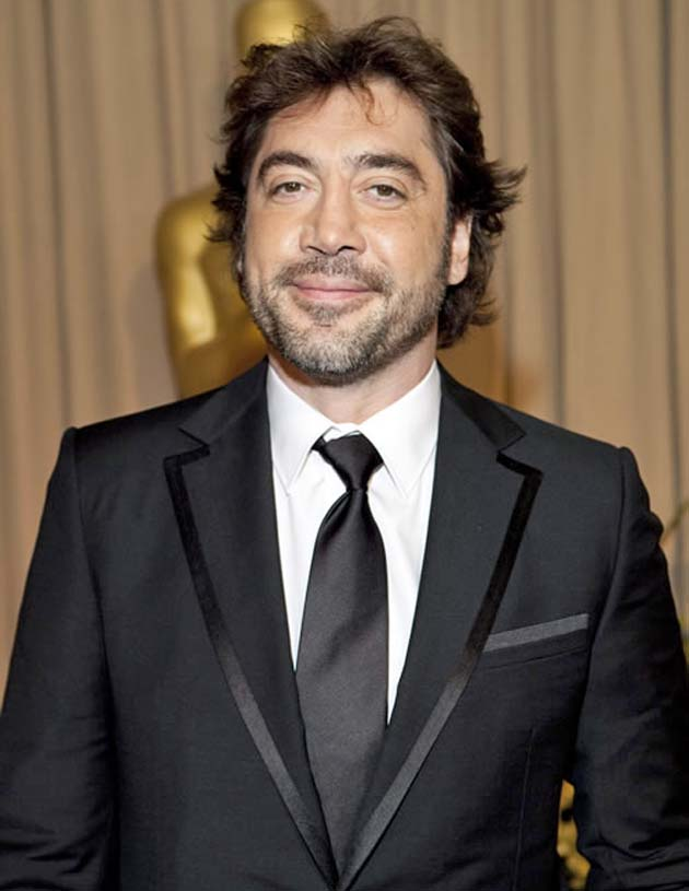 Javier Bardem Best Actor nominee and Oscar presenter
