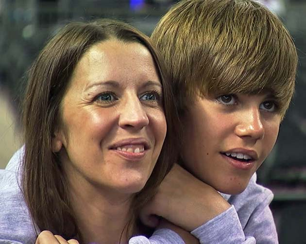 Justin Bieber mother Pattie Mallette Never Say Never