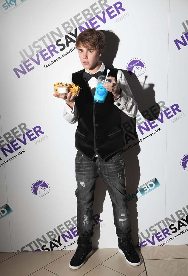 Justin Bieber Never Say Never documentary