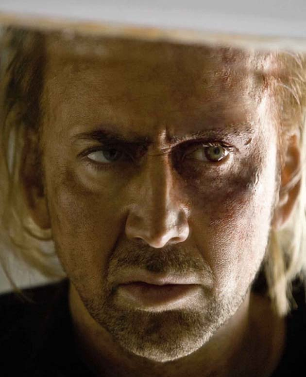 Nicolas Cage Drive Angry 3D Major box office flop
