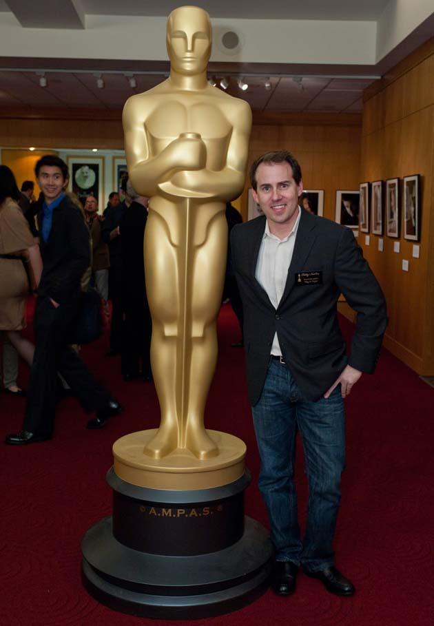 Teddy Newton Day and Night Oscar nominee