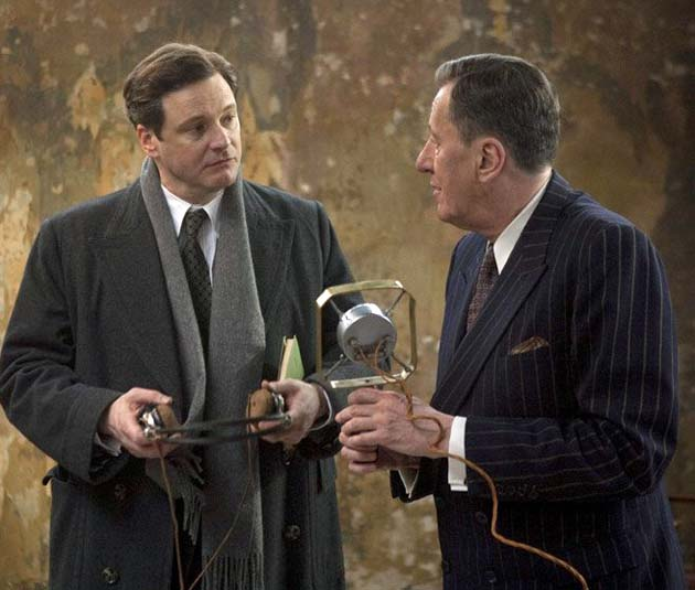 The King's Speech Best Picture Oscar
