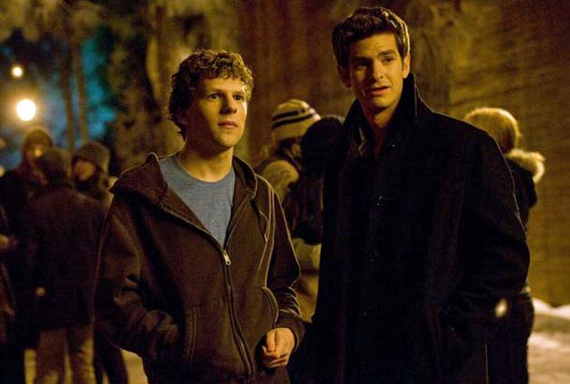The Social Network Best Picture Oscar