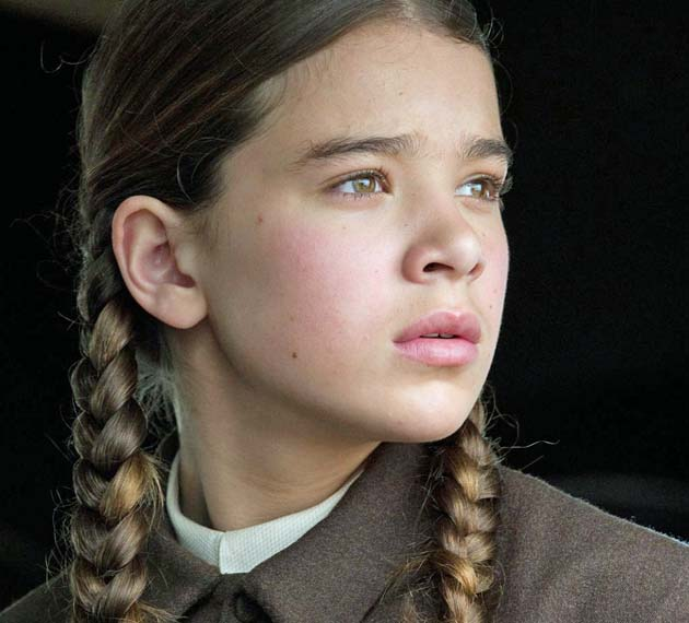 True Grit 2010 movie Hailee Steinfeld Kim Darby role