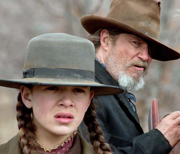 True Grit 2010 movie Hailee Steinfeld Jeff Bridges
