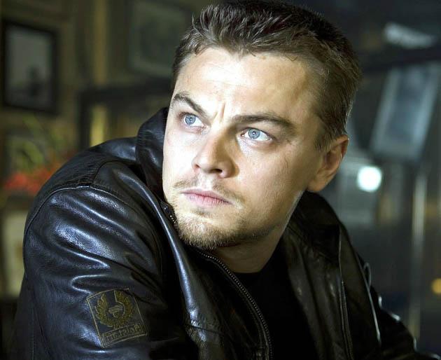 The Departed Leonardo DiCaprio: Martin Scorsese Boston-set Irish mob thriller