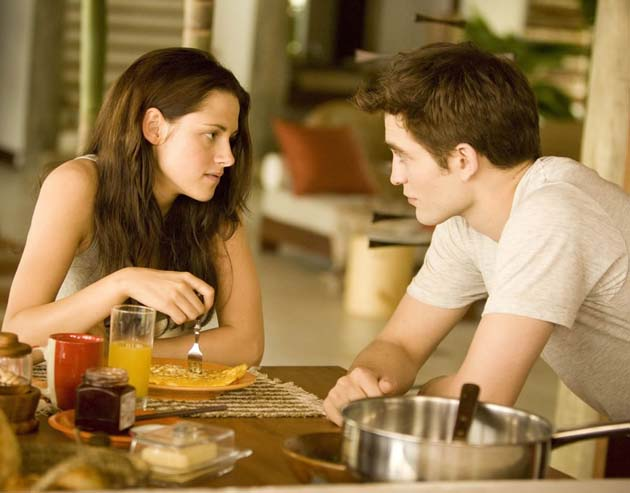 Bella and Edward honeymoon Isle Esme Resort House