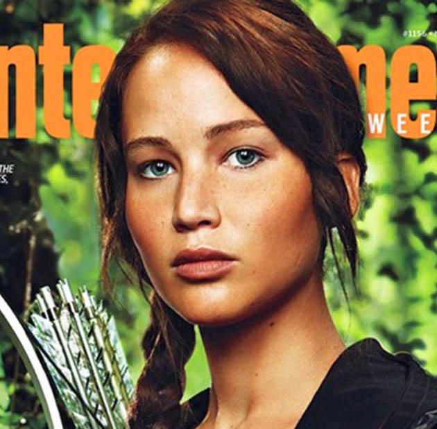 Jennifer Lawrence The Hunger Games Katniss Everdeen