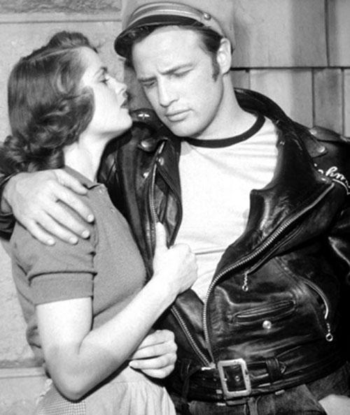 The Wild One Mary Murphy Marlon Brando
