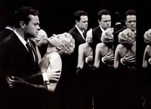 Orson Welles Rita Hayworth The Lady from Shanghai
