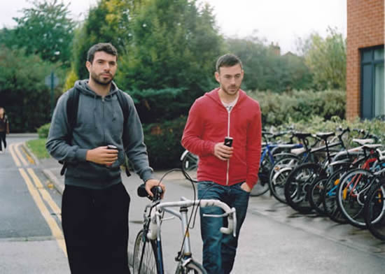 Chris New, Tom Cullen, gay love story Weekend, Andrew Haigh