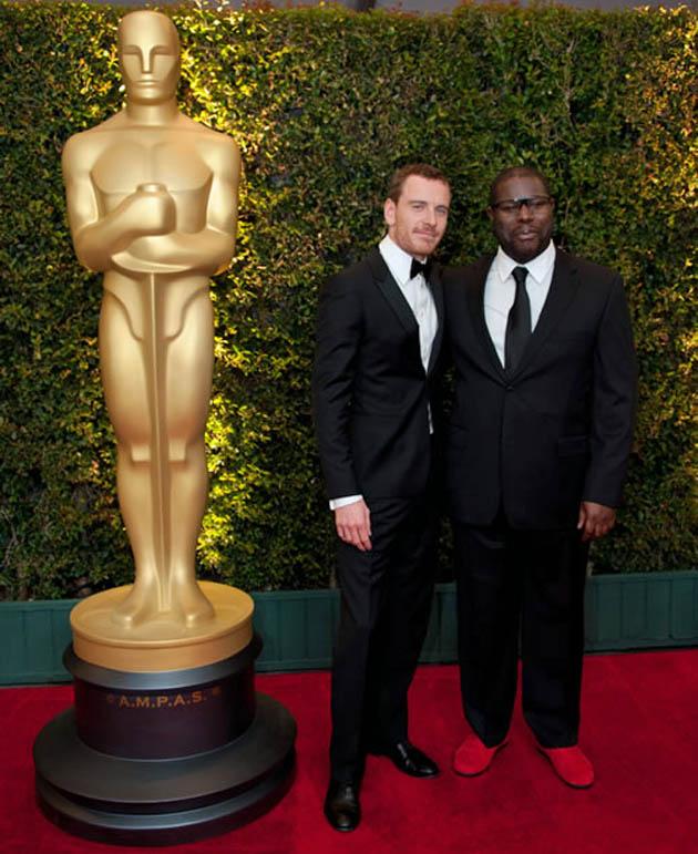 Michael Fassbender Steve McQueen director