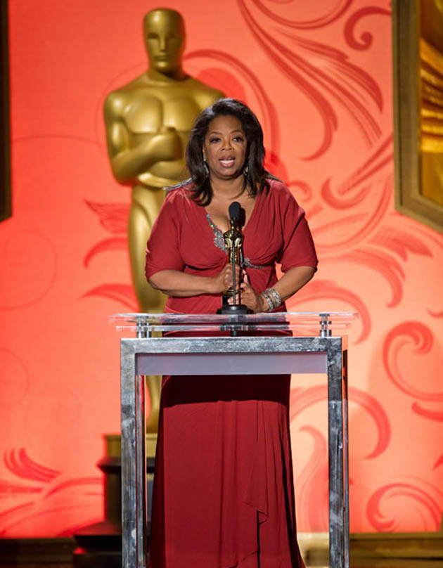 Oprah Winfrey Oscar Humanitarian