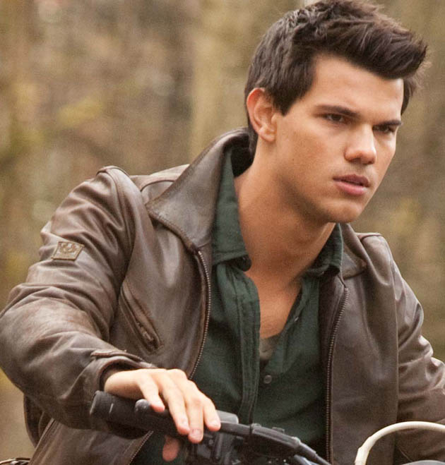 Breaking Dawn Part 1 Taylor Lautner: 3 Twilight movies among top single-day grossers