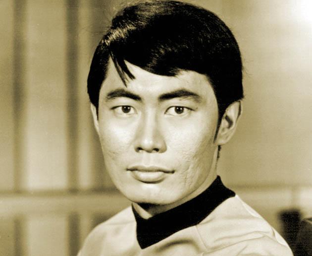 George Takei: Star Trek Lieutenant Hikaru Sulu vs harmful Twilight sparkle