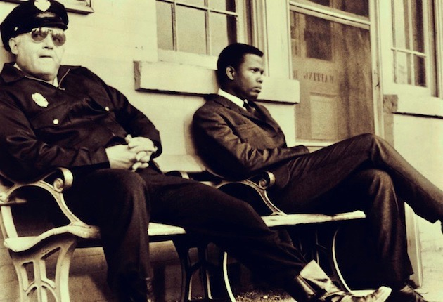 In the Heat of the Night Rod Steiger Sidney Poitier: 2nd consecutive Norman Jewison Oscar nominee