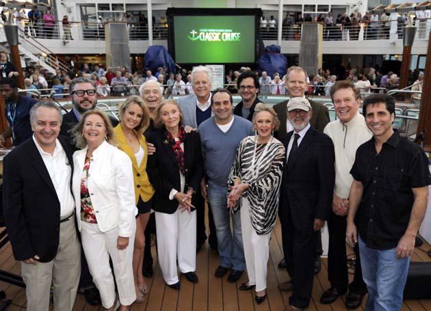TCM Cruise Eva Marie Saint Tippi Hedren Robert Osborne Ben Mankiewicz Norman Jewison