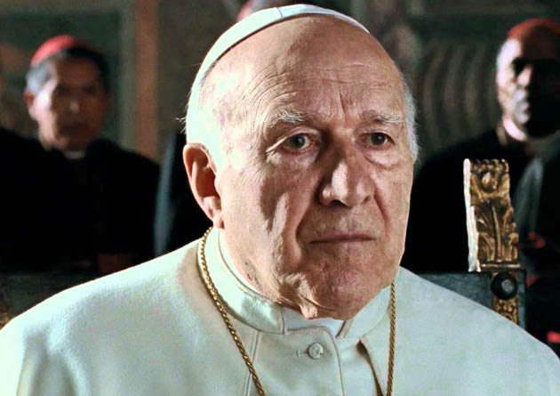 We Have a Pope Michel Piccoli. Nanni Moretti satire has panicked pope seeing psychoanalyst