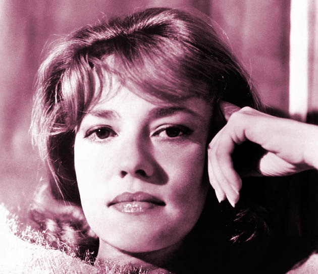 Jeanne Moreau Rare non-Hollywood, non-British woman Bafta Fellowship recipient