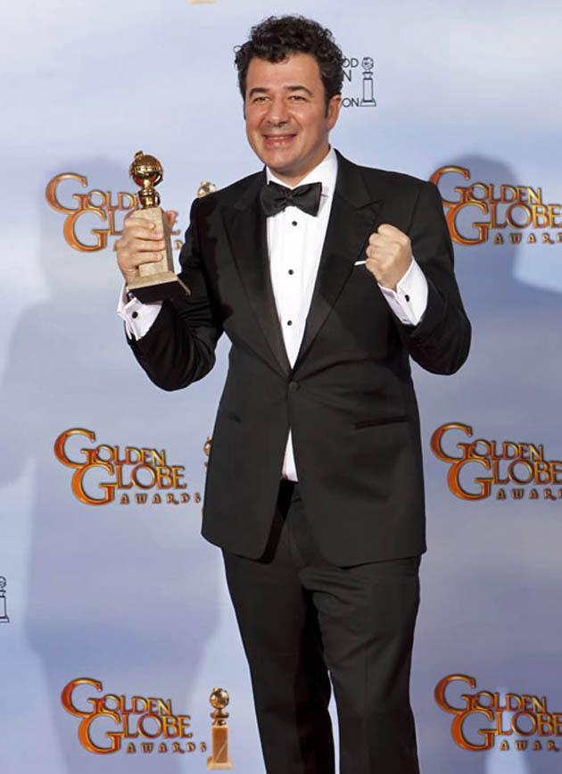 Ludovic Bource Golden Globes Kim Novak rape report