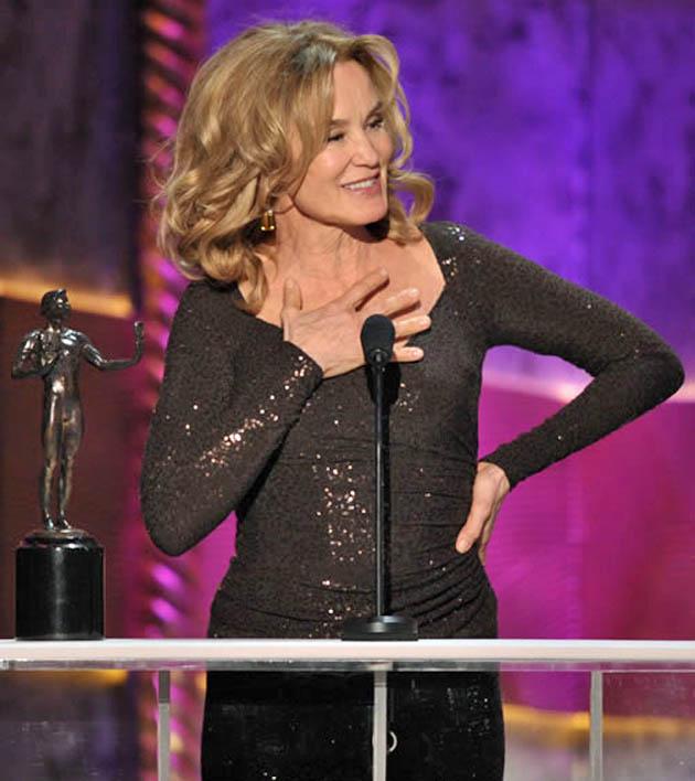 Jessica Lange King Kong actress SAG Awards