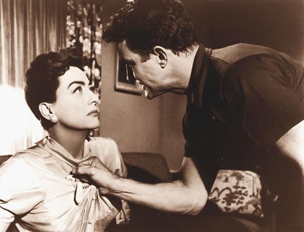 Joan Crawford Autumn Leaves Cliff Robertson