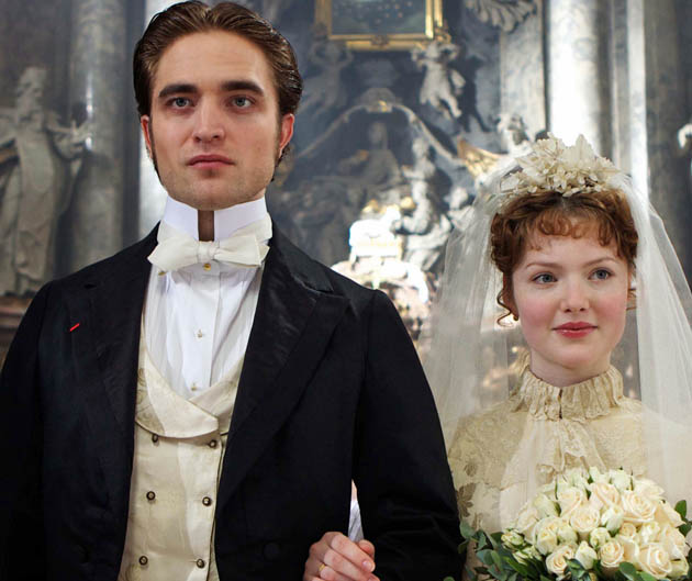 Robert Pattinson wedding Bel Ami Wonderfully committed and terrifically serious