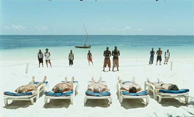 Sex tourism movie Paradise: Love