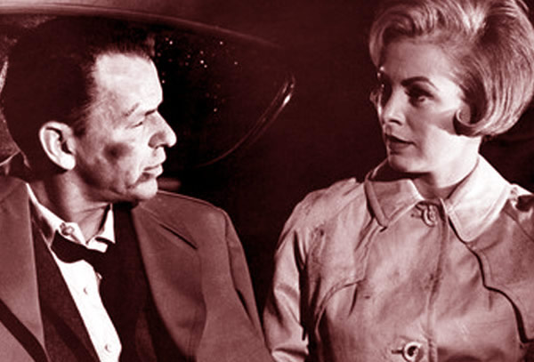 Janet Leigh The Manchurian Candidate 1962 Frank Sinatra