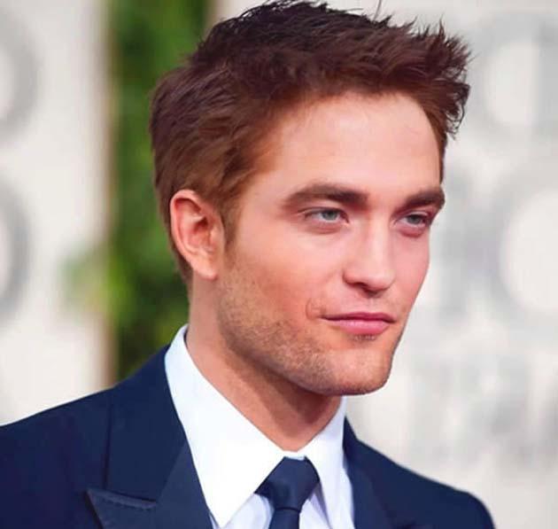 Robert Pattinson face