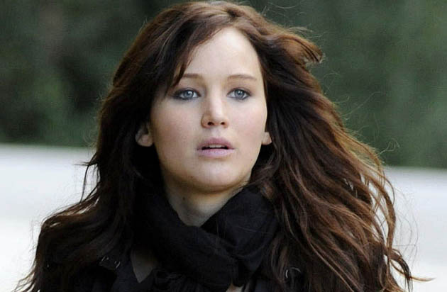 Jennifer Lawrence Silver Linings Playbook: SAG Awards Best Actress winner