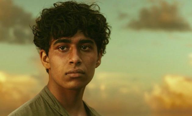 Life of Pi Suraj Sharma: Best Cinematography fave Claudio Miranda