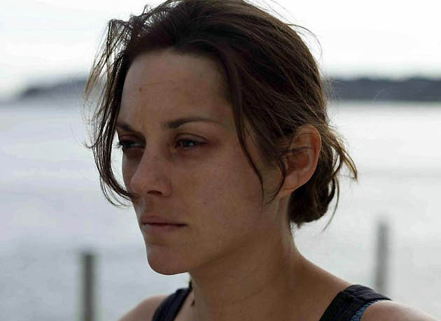 Marion Cotillard Rust and Bone: Golden Globes nominating rare non-English-language performance?