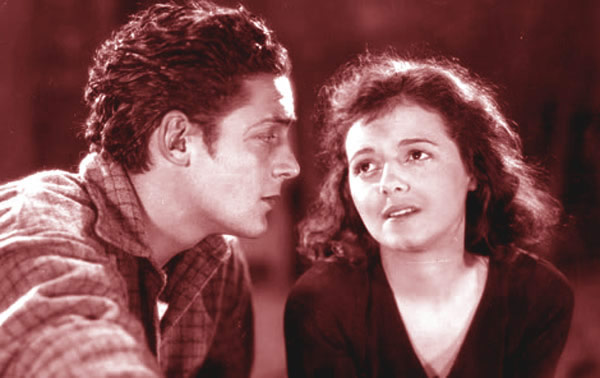 Janet Gaynor Charles Farrell Seventh Heaven