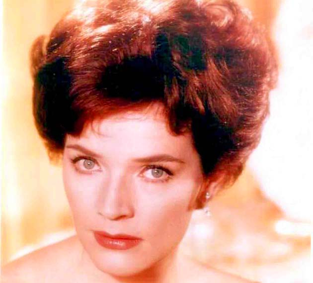 Polly Bergen Actress