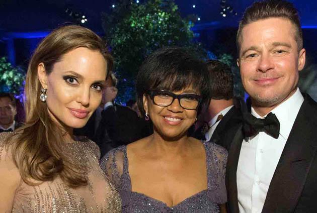 Women Presidents Cheryl Boone Isaacs Angelina Jolie