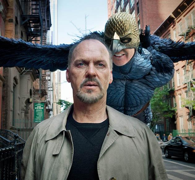 Birdman Michael Keaton superhero syndrome